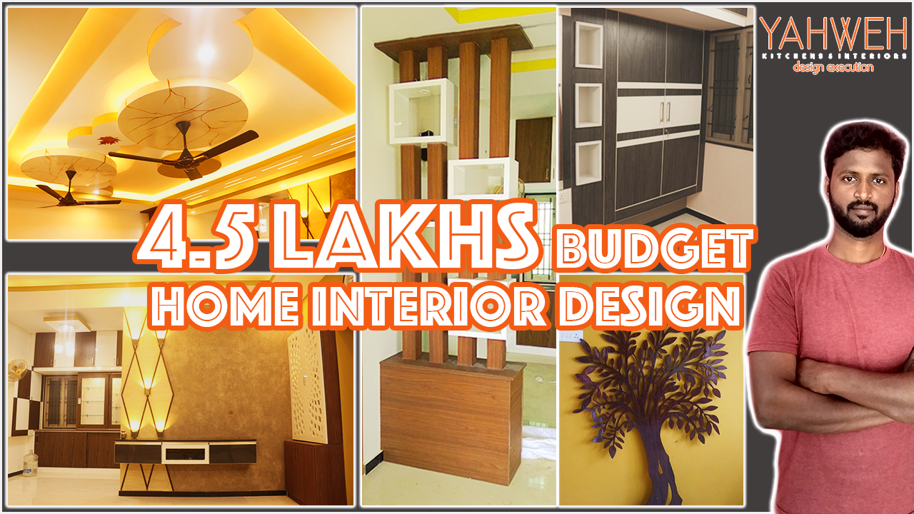 3BHK Budget Complete Interior